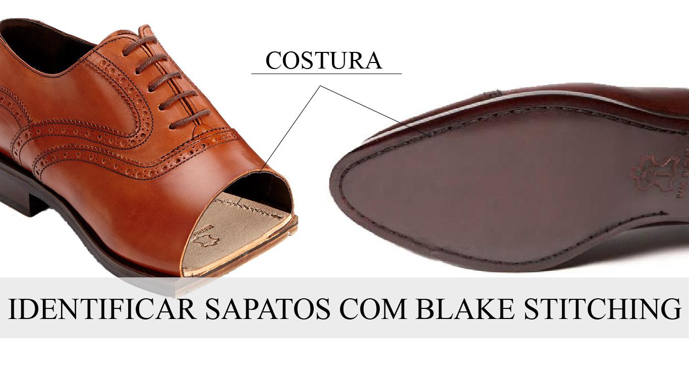 Como é Feito Um Sapato: O que são Goodyear Welted e Blaqueado?
