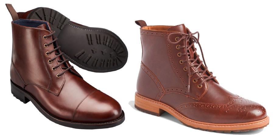 2 dress boots