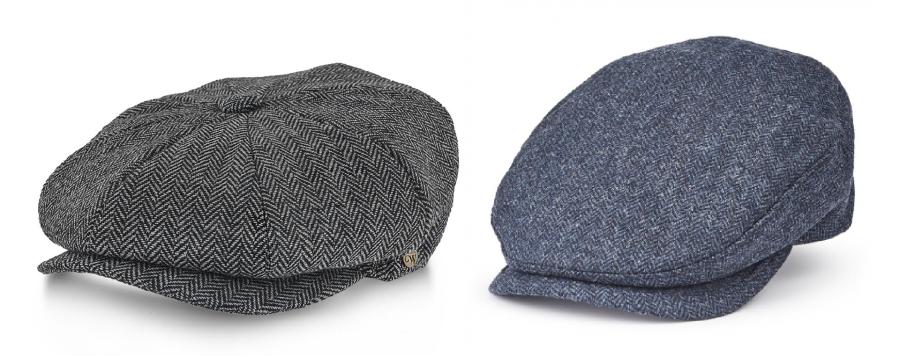 two caps